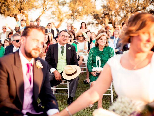 La boda de Félix y Lucía en Jarandilla, Cáceres 41
