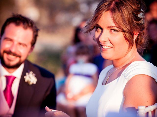 La boda de Félix y Lucía en Jarandilla, Cáceres 43