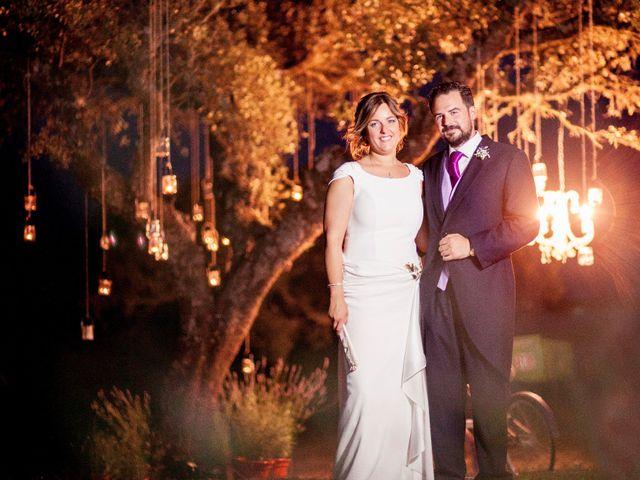 La boda de Félix y Lucía en Jarandilla, Cáceres 65