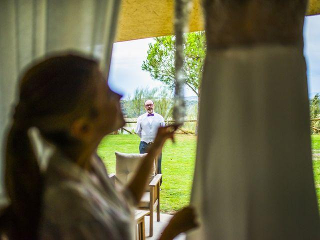 La boda de Miguel y Yolanda en El Gordo, Cáceres 13