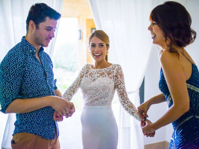 La boda de Miguel y Yolanda en El Gordo, Cáceres 17