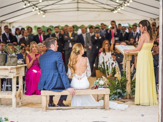 La boda de Miguel y Yolanda en El Gordo, Cáceres 22