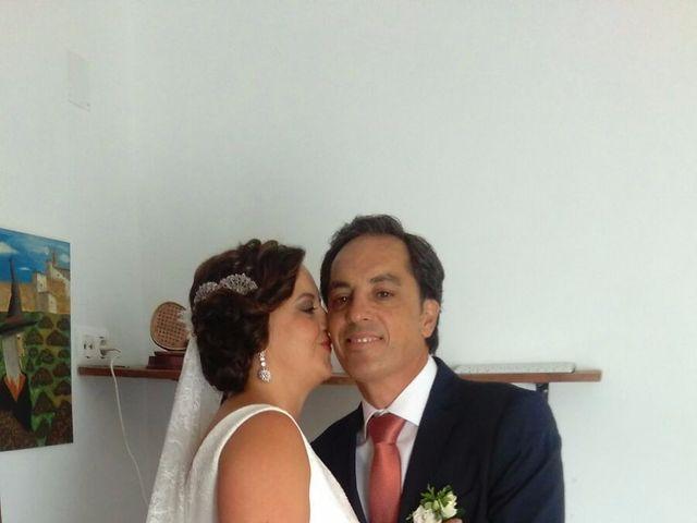 La boda de Francisco Javier y Teresa en Vejer De La Frontera, Cádiz 4