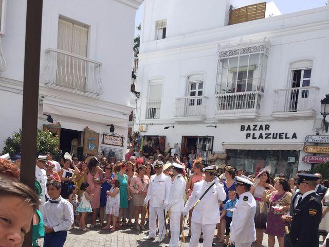 La boda de Francisco Javier y Teresa en Vejer De La Frontera, Cádiz 5