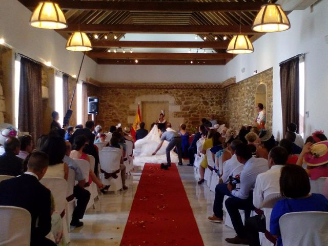 La boda de Francisco Javier y Teresa en Vejer De La Frontera, Cádiz 1