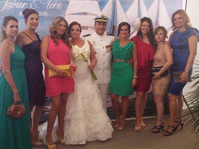La boda de Francisco Javier y Teresa en Vejer De La Frontera, Cádiz 2