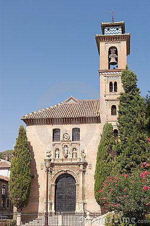 La boda de Eloy y Isabel en Granada, Granada 3