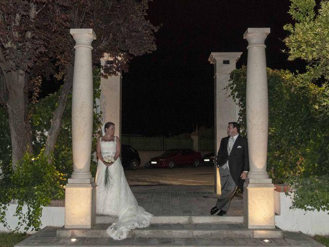 La boda de Eloy y Isabel en Granada, Granada 1