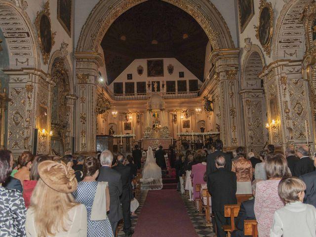 La boda de Eloy y Isabel en Granada, Granada 2