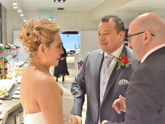 La boda de Patricia y Giovanny