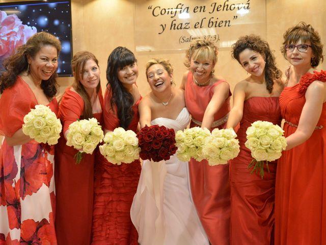 La boda de Giovanny y Patricia en Sant Feliu De Llobregat, Barcelona 3