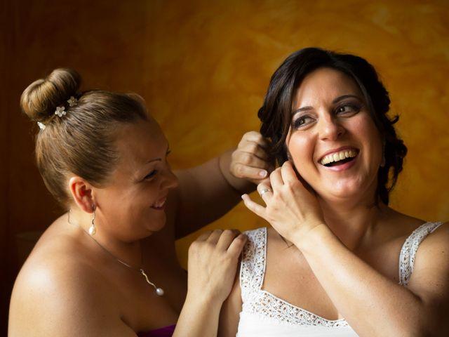 La boda de Sergio y Bea en Pedrola, Zaragoza 10