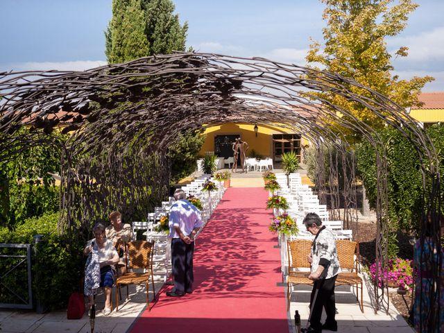 La boda de Sergio y Bea en Pedrola, Zaragoza 17
