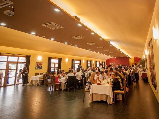 La boda de Sergio y Bea en Pedrola, Zaragoza 25