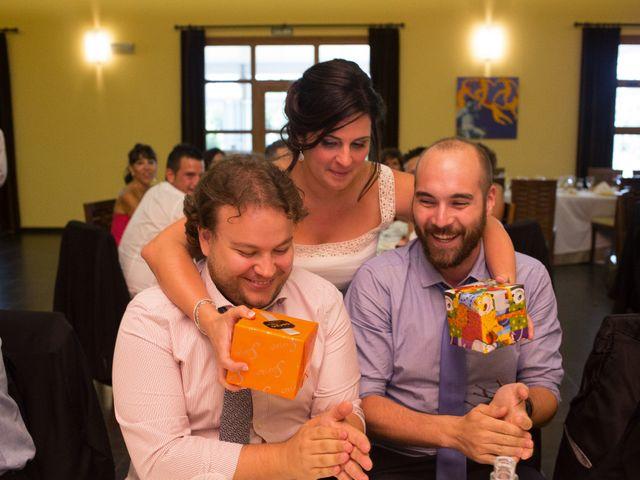 La boda de Sergio y Bea en Pedrola, Zaragoza 31