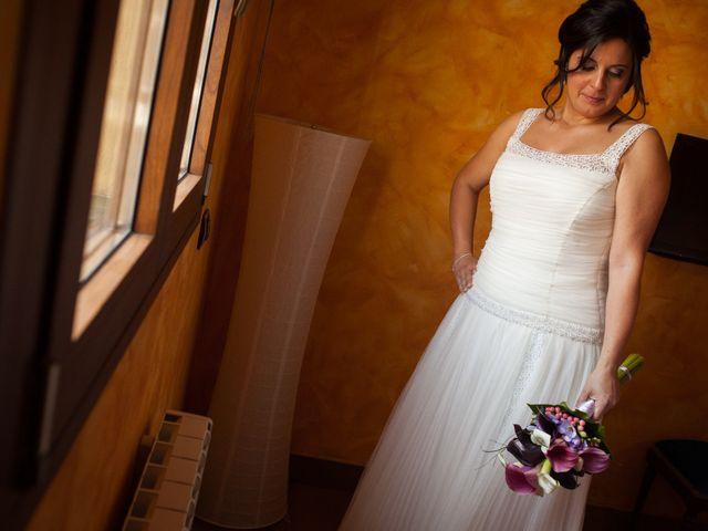 La boda de Sergio y Bea en Pedrola, Zaragoza 36