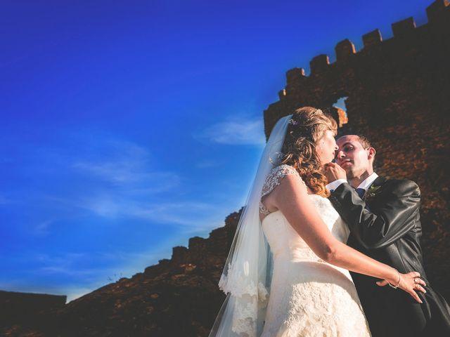 La boda de Luis y María en Montanchez, Cáceres 17