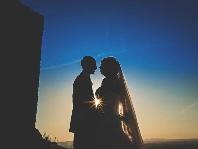 La boda de Luis y María en Montanchez, Cáceres 18