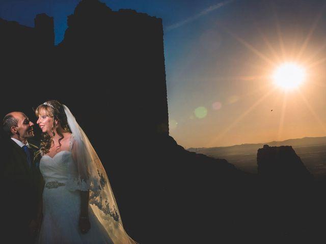 La boda de Luis y María en Montanchez, Cáceres 2