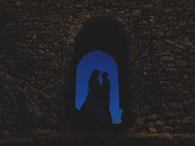 La boda de Luis y María en Montanchez, Cáceres 19
