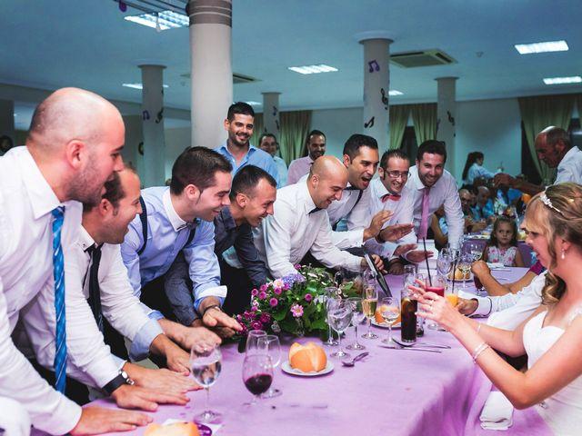 La boda de Luis y María en Montanchez, Cáceres 22