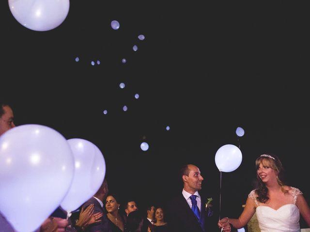 La boda de Luis y María en Montanchez, Cáceres 25