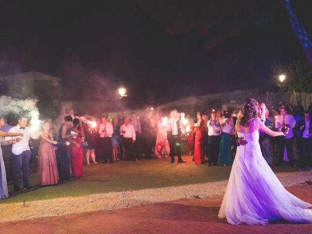 La boda de Luis y María en Montanchez, Cáceres 26
