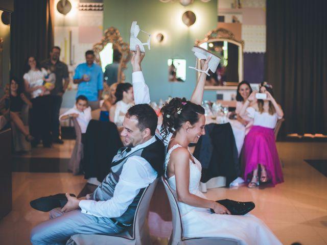 La boda de Iban y Alicia en Castejon, Navarra 36