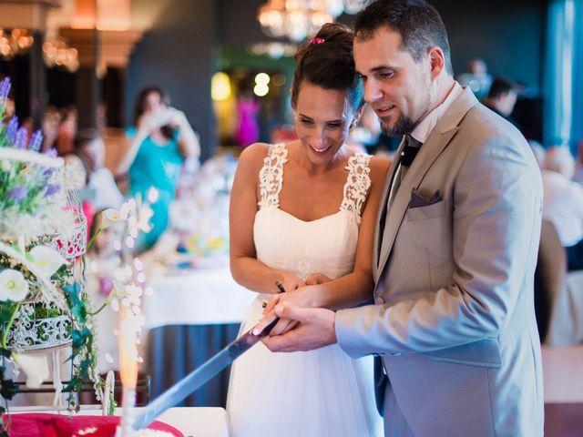 La boda de Iban y Alicia en Castejon, Navarra 32