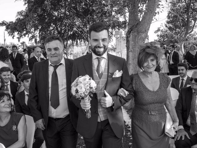 La boda de Alberto y Virginia en Ayamonte, Huelva 27