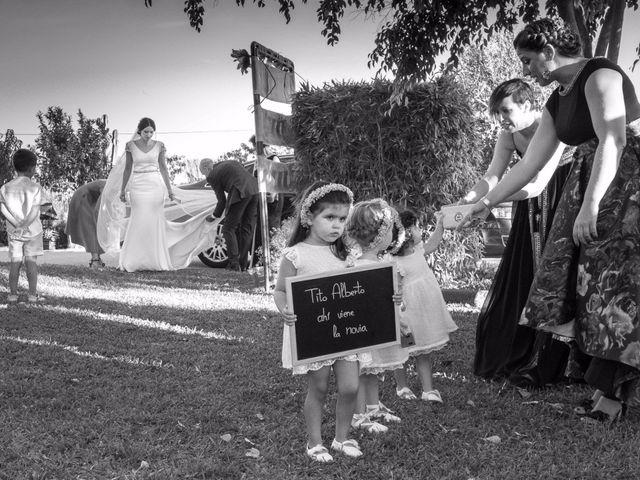 La boda de Alberto y Virginia en Ayamonte, Huelva 1