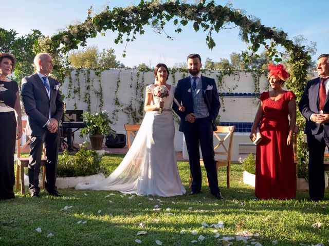 La boda de Alberto y Virginia en Ayamonte, Huelva 32