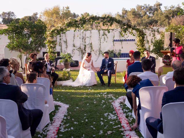 La boda de Alberto y Virginia en Ayamonte, Huelva 33