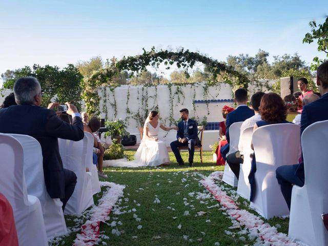 La boda de Alberto y Virginia en Ayamonte, Huelva 34