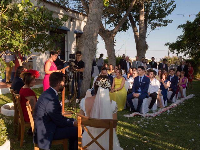 La boda de Alberto y Virginia en Ayamonte, Huelva 35