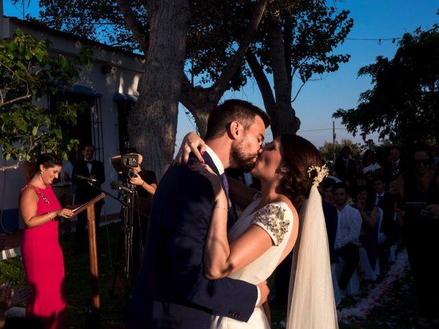 La boda de Alberto y Virginia en Ayamonte, Huelva 40
