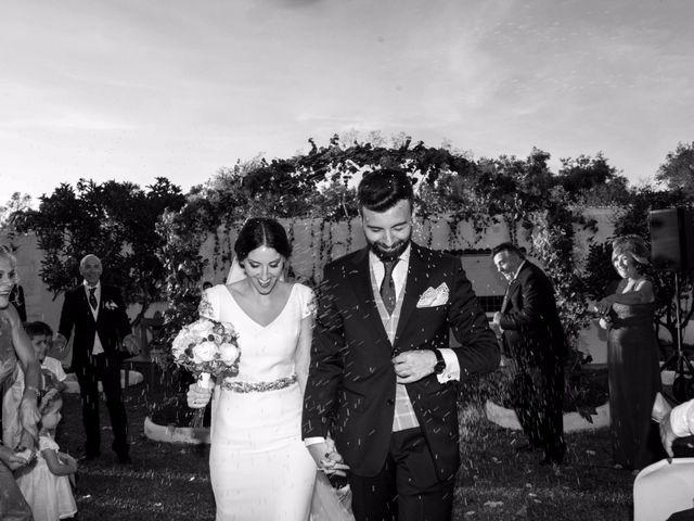 La boda de Alberto y Virginia en Ayamonte, Huelva 43