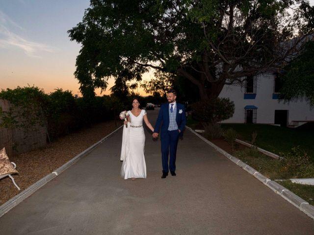 La boda de Alberto y Virginia en Ayamonte, Huelva 45