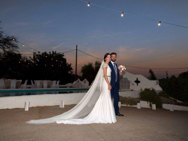 La boda de Alberto y Virginia en Ayamonte, Huelva 48