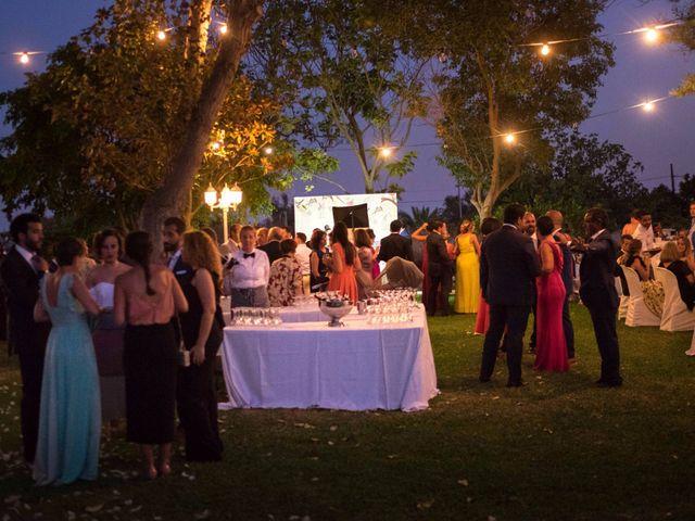 La boda de Alberto y Virginia en Ayamonte, Huelva 50