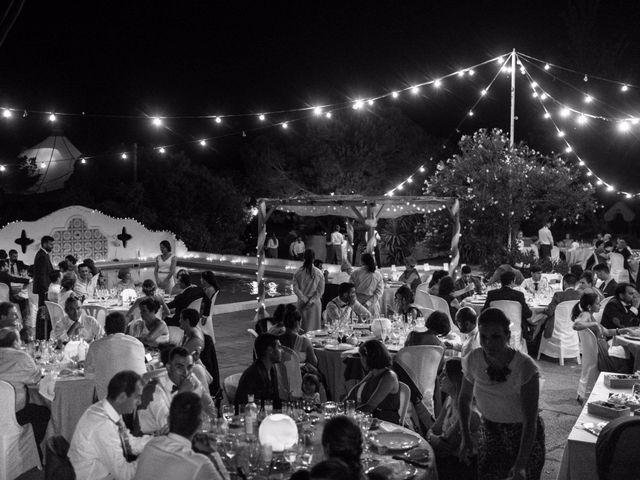 La boda de Alberto y Virginia en Ayamonte, Huelva 54