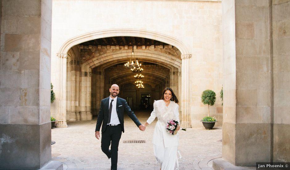 La boda de Arnau y Tatiana en Barcelona, Barcelona