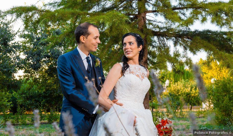 La boda de Ismael y Mari Luz en Valoria La Buena, Valladolid