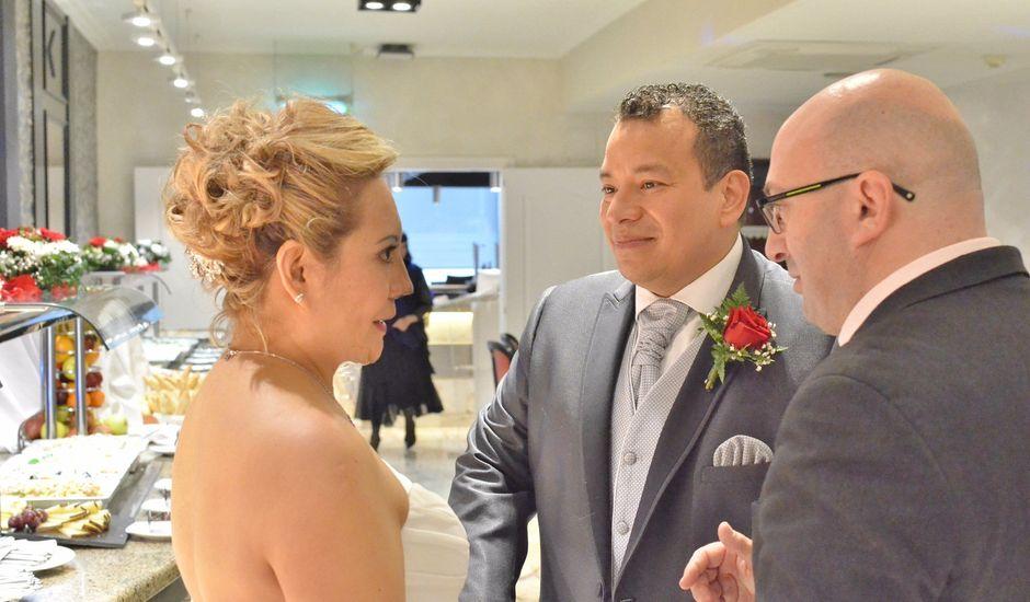 La boda de Giovanny y Patricia en Sant Feliu De Llobregat, Barcelona