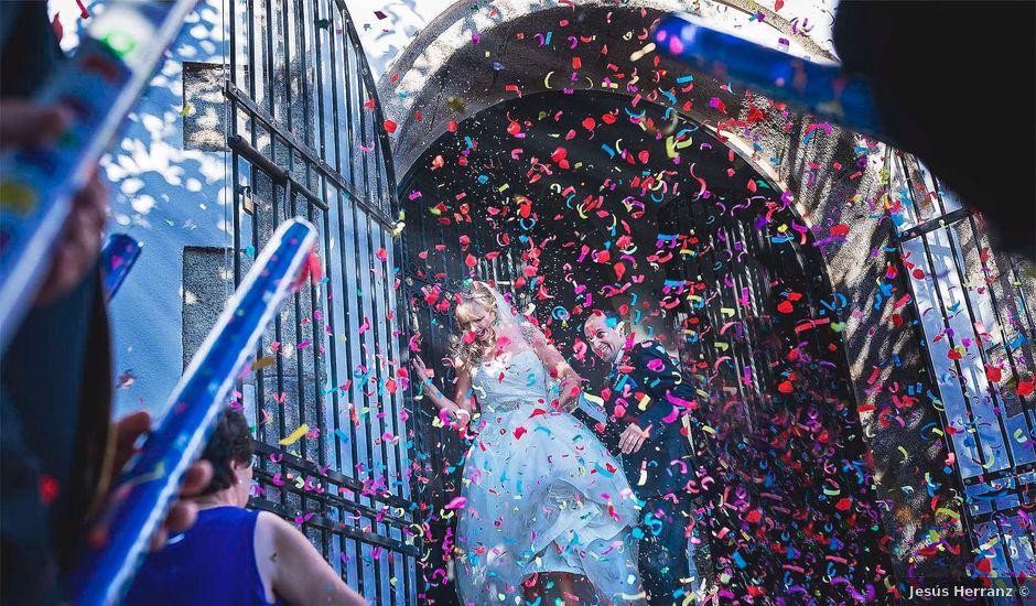 La boda de Luis y María en Montanchez, Cáceres