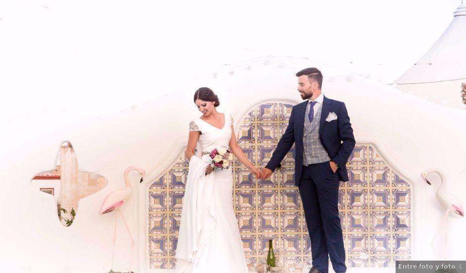 La boda de Alberto y Virginia en Ayamonte, Huelva