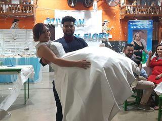 La boda de FLORA y RUYMAN