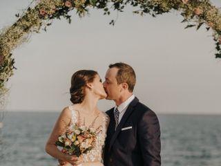 La boda de Javier  y Ela 2