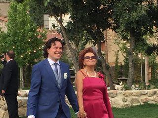 La boda de Sandra  y Ismael  1
