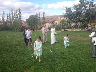 La boda de Sandra  y Ismael  2